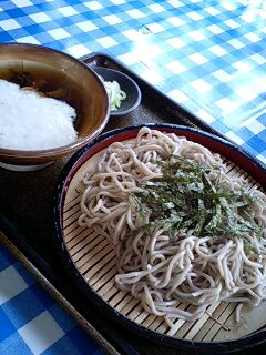 高尾山 昼食編