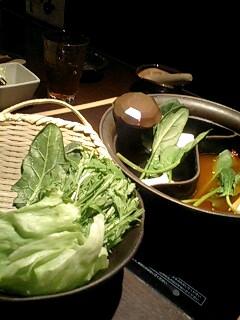 温野菜!!