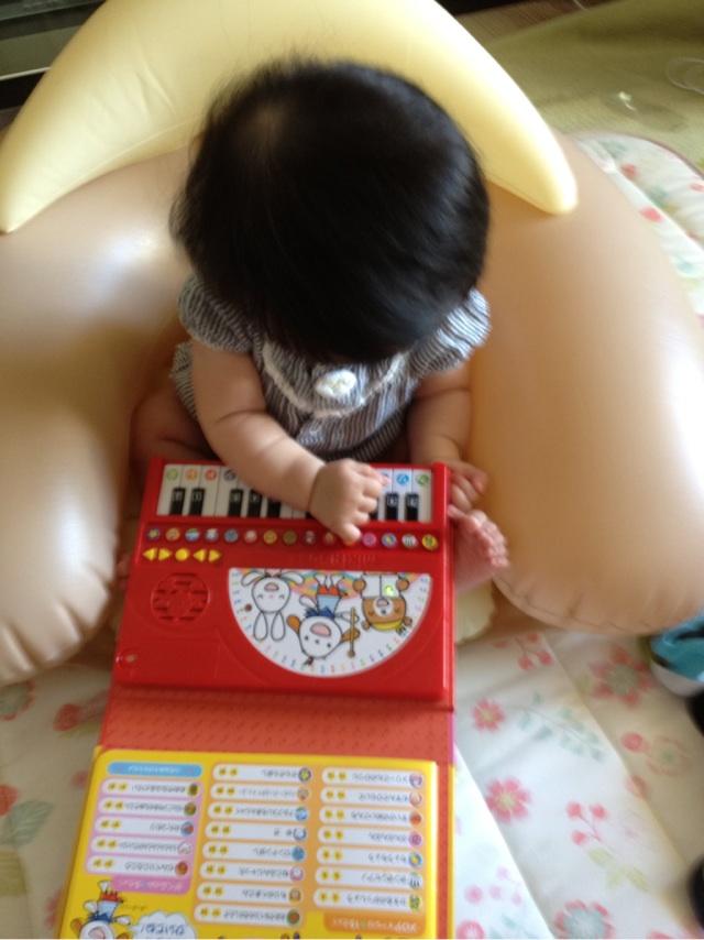 ピアニスト!?